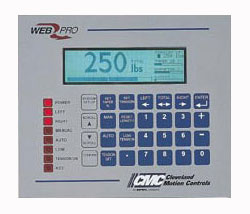 WebPro Tension Control